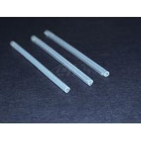 Clear Single Fiber Optic Splice Sleeves Heat Shrinkable Sleeves For Cables for sale