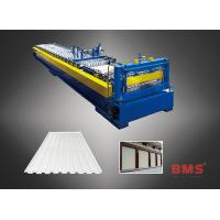 Wholesale Austenite Rolling Gate Gutter Machine , Metal Rolling Equipment Long Life from china suppliers