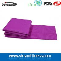 Wholesale Yoga & Pilate Type High Density eco PVC folding yoga mats from china suppliers