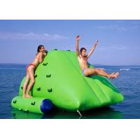 Wholesale Colorful Inflatable Iceberg 3m 4.5m Customized Height Safe For Fun Playing from china suppliers