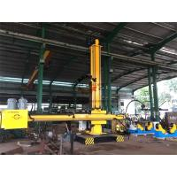 Heavy Duty Column And Boom Manipulator For Auto Pipe Inner / Outside Seam Welding