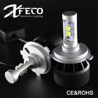 Wholesale Super Bright Led Headlight Bulb H4 HB2 9003 Canbus Headlight Bulbs CE / RoHs from china suppliers
