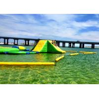 Wholesale Summer Splash Inflatable Water Park Equipment Comercial Inflatable Floating Water Park from china suppliers