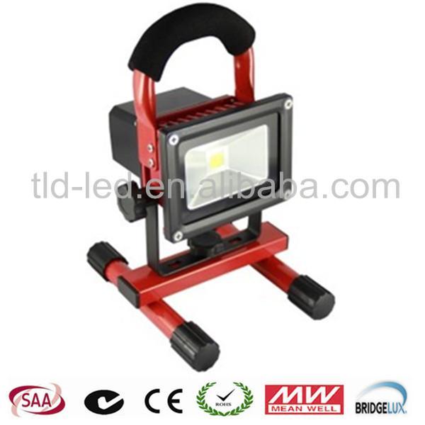 Outdoor Flood Light Portable: Portable IP65 Waterproof Outdoor Led Flood Lights , Led