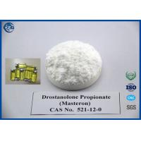 Wholesale 521 12 0 Masteron Drostanolone Propionate , White Masteron Propionate Powder from china suppliers