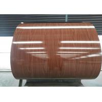 Wholesale Easy cleaning Prepainted Galvalume Steel Coil AZ For Cold Room / Construction from china suppliers