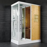 Wholesale Steam Shower Room with LED Top Light from china suppliers