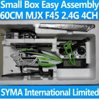 China Small Box Largest 70cm 4CH 2.4GHz MJX F45 1500mAh Gyro Video Camera Remote Control RC Helicopter Metal LED on sale