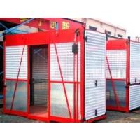 Wholesale building construction material hoist rack passenger elevator rack and pinion lifts from china suppliers