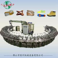 Wholesale Pu sandal making machine/pu slipper production line from china suppliers