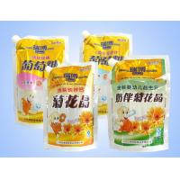 China Plastic Snack / Food Packaging Bags With Hang Hole , Stand Up Pouches For Food for sale