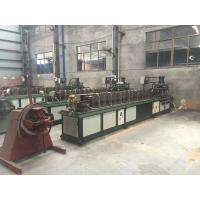 Drawer Slide 27# Production Line Telescopic Channel Automatic Roll Forming Machine for sale