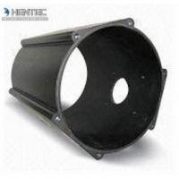 Wholesale Black Aluminium Trim Profiles Architectural Chemical Mirror Polishing from china suppliers