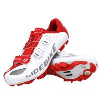 China Stylish Clipless Pedals Cycling Shoes / Atop Dials Adjustable SPD Pedal Bike Shoe on sale