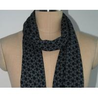 Quality Warm Keeping Floral Print Scarf For Spring Autumn Anti Pilling for sale