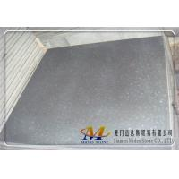 Honed G684 Pearl Black Basalt Tiles for sale
