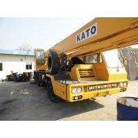 Quality Used KATO NK-250E-III 25T TRUCK CRANE SALE ORIGINAL JAPAN KATO USED 25T TRUCK for sale