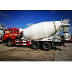 China Beiben 2534 RHD / LHD Concrete Mixer Truck EURO 3/5 Heavy Duty 10-12m3 for sale