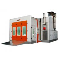 Quality 50mm Rock Wool Panel Car Spray Booth For Auto Spray booths WD-60A for sale