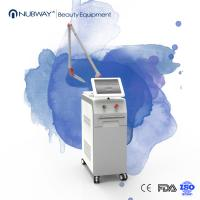 Wholesale Powerful 10HZ q-switch nd:yag laser Tattoo Removal Machine For Clinic from china suppliers