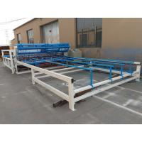 Buy cheap Latest Technology Fence Mesh Panel Welding Equipment For Width 2500mm from wholesalers
