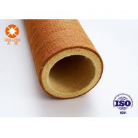 Wholesale PBO Kevlar High Temperature Felt Cooling Table Pad White / Light Yellow /  Brown from china suppliers