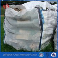 Wholesale High Quality firewood big bags, firewood bulk bags, ventilated big bags from china suppliers