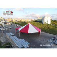 Wholesale Multi Sides Octagon Marquee Structure for Outdoor Resort Hotel Service from china suppliers