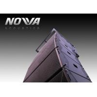 High Power Line Array Subwoofer / Speakers For Rental / Theme Parks