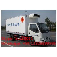 Wholesale T-King gasoline and CNG refrigerated truck for sale, Hot sale T-king brand gasoline-CNG cold room truck for frozen food from china suppliers
