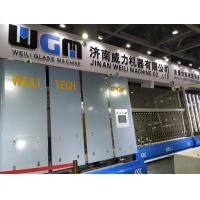 China Vertical Insulating Glass Processing Machine For Double Triple Low - E Coating Glass on sale