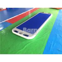 Wholesale Inflatable Air Yoga Mat / Yoga Sup Board Floating Water Eco Friendly from china suppliers