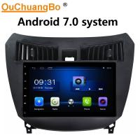 Buy cheap Ouchuangbo car radio 10.1 inch android 7.0 system for Haima S7 with gps navi multimedia USB SWC WIFI 1080 video from wholesalers