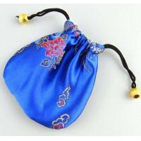 Wholesale satin jewelry bag with Chinese style from china suppliers