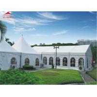 Wholesale Flame Retardant DIN4102 B1 10M Outdoor Event Tent With PVC Roof Cover from china suppliers