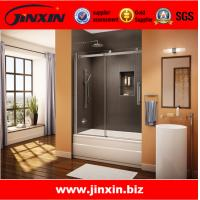 Quality Stainless steel sliding glass door shower doors interior doors for sale