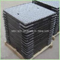 Wholesale Nodular Cast Iron Square Shape Manhole Covers from china suppliers