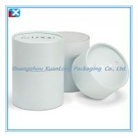 Quality Round Cardboard Tube Gift Box for sale