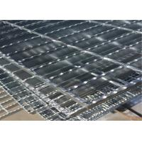 Wholesale Customized 30x3 Serrated Steel Grating With Twisted Bars Low Carbon Swage Locked from china suppliers