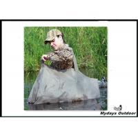 Floating 12 Slot Duck Decoy Bags 36 Inch X 18 Inch With Ergonomic Non - Slip Pad