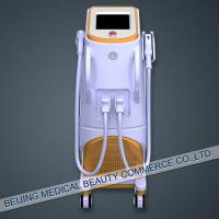 Wholesale IPL Diode Laser Hair Removal Machine 2 In 1 , E Light Hair Removal from china suppliers