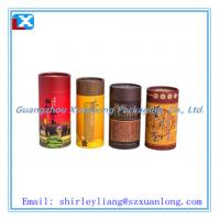 Wholesale Round Cardboard Paper Tube for Tea from china suppliers