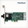 PCIe X 1 100FX SC Port MM Fiber NIC (RTL8105E Based) for sale