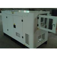 China Soundproof diesel cummins power generation 80KVA / industrial generators for sale