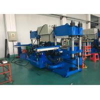 Buy cheap 300 Ton Plate Vulcanizing Machine / Rubber Molding Press Machine For Auto Parts from wholesalers