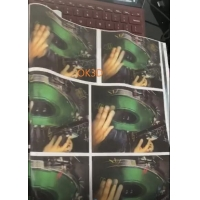 Buy cheap Soft lenticular printing tpu 0.36MM 3d lenticular fabric sheet images lenticular from wholesalers