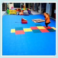 Buy cheap interlocking pvc tiles,Sports flooring,The gym mats from wholesalers