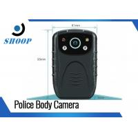 "Quality Compact Motion Detection Body Worn HD Camera For Police 2.0"" LCD Display for sale"