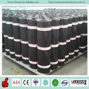 China High performance ISO SBS modified bitumen waterproof membrane on sale