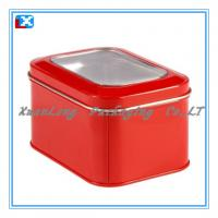 Wholesale Square Food Tin Box/XL-1088 from china suppliers